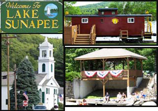 Towns Of Lake Sunapee Lake Sunapee Living