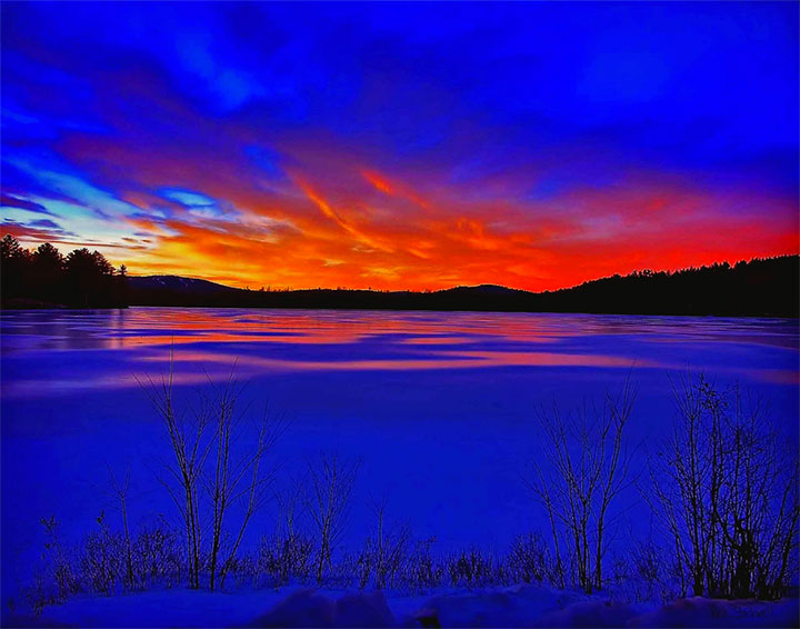 Photography By Rick Stockwell Lake Sunapee Living